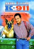 K-911 - DVD cover (xs thumbnail)