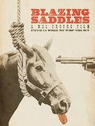 Blazing Saddles - Movie Cover (xs thumbnail)