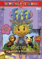 """Fifi and the Flowertots"" - Danish DVD cover (xs thumbnail)"