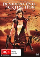 Resident Evil: Extinction - Australian Movie Cover (xs thumbnail)