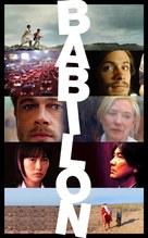Babel - Slovenian Movie Poster (xs thumbnail)