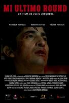 MI último round - Chilean Movie Poster (xs thumbnail)
