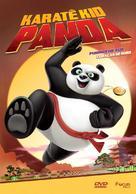 Chop Kick Panda - Brazilian DVD cover (xs thumbnail)