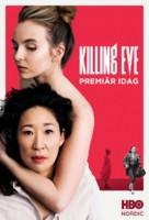 """""""Killing Eve"""" - Swedish Movie Poster (xs thumbnail)"""