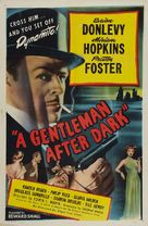 A Gentleman After Dark - Re-release poster (xs thumbnail)