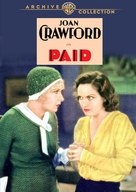 Paid - DVD cover (xs thumbnail)