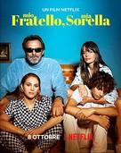 Mio fratello mia sorella - Italian Movie Poster (xs thumbnail)