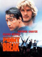 Point Break - DVD cover (xs thumbnail)
