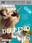 Deep End - British Blu-Ray movie cover (xs thumbnail)