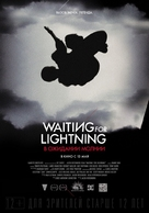 Waiting for Lightning - Russian Movie Poster (xs thumbnail)