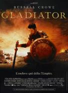 Gladiator - French Movie Poster (xs thumbnail)