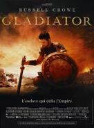 Gladiator - French Movie Poster (xs thumbnail)