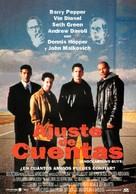 Knockaround Guys - Spanish Movie Poster (xs thumbnail)