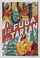 Tarzan Escapes - Spanish Movie Poster (xs thumbnail)