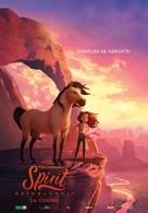 Spirit Untamed - Romanian Movie Poster (xs thumbnail)