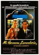 My Beautiful Laundrette - Spanish Movie Poster (xs thumbnail)