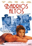 Barrios altos - Spanish Movie Cover (xs thumbnail)