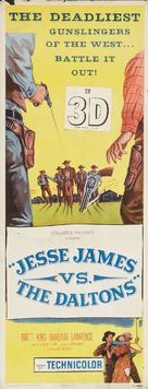 Jesse James vs. the Daltons - Movie Poster (xs thumbnail)