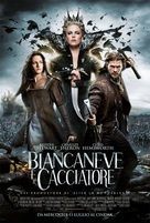 Snow White and the Huntsman - Italian Movie Poster (xs thumbnail)