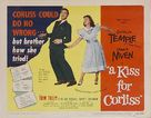 A Kiss for Corliss - Movie Poster (xs thumbnail)