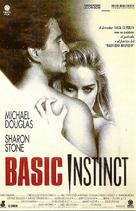 Basic Instinct - Italian Movie Poster (xs thumbnail)