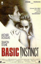 Basic Instinct - Italian Movie Poster (xs thumbnail)