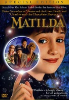 Matilda - DVD cover (xs thumbnail)