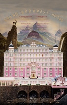 The Grand Budapest Hotel - Italian Movie Poster (xs thumbnail)