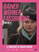Die ehe der Maria Braun - French Re-release movie poster (xs thumbnail)