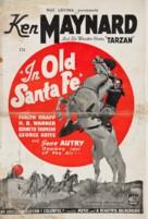 In Old Santa Fe - poster (xs thumbnail)