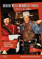 North West Mounted Police - British Movie Cover (xs thumbnail)
