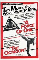 A Force of One - Movie Poster (xs thumbnail)