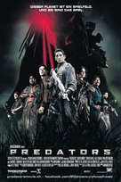 Predators - Swiss Movie Poster (xs thumbnail)