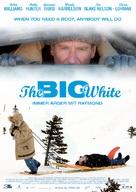 The Big White - German poster (xs thumbnail)