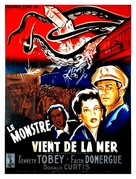 It Came from Beneath the Sea - French Movie Poster (xs thumbnail)