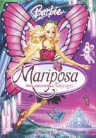 Barbie Mariposa and Her Butterfly Fairy Friends - Croatian Movie Cover (xs thumbnail)