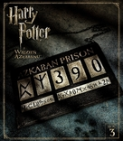 Harry Potter and the Prisoner of Azkaban - Polish Movie Cover (xs thumbnail)