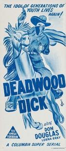Deadwood Dick - Australian Movie Poster (xs thumbnail)