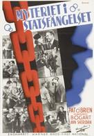 San Quentin - Swedish Movie Poster (xs thumbnail)