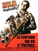 Watch Out We're Mad - French Movie Poster (xs thumbnail)
