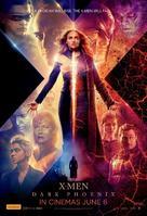 X-Men: Dark Phoenix - Australian Movie Poster (xs thumbnail)