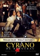 Cyrano de Bergerac - Polish Movie Cover (xs thumbnail)