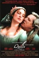 Quills - Spanish Movie Poster (xs thumbnail)