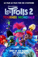 Trolls World Tour - Belgian Movie Poster (xs thumbnail)