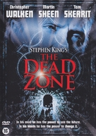 The Dead Zone - Belgian DVD movie cover (xs thumbnail)