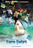 Flushed Away - Turkish Movie Poster (xs thumbnail)