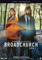 """Broadchurch"" - Dutch DVD movie cover (xs thumbnail)"