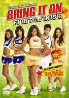 Bring It On: Fight to the Finish - DVD cover (xs thumbnail)