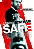 Safe - Dutch Movie Poster (xs thumbnail)