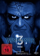 Wishmaster 3: Beyond the Gates of Hell - German DVD cover (xs thumbnail)